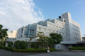 Fujitsu Cross Culture Center, home for the next year